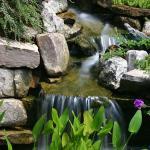 Lavista Park Water Feature 1