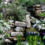 Lavista Park Water Feature 2