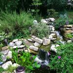 Lavista Park Water Feature 5